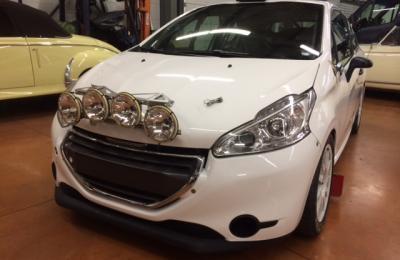 Peugeot 208 r2 asphalte/terre + lot de bord. - Annonces ...