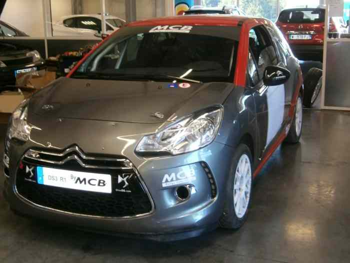 Mcb Rallye Competition vend DS3 R1