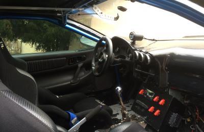 mitsubishi 3000 gt vr4 drag drift plus 1000cv pi ces et voitures de course vendre de rallye. Black Bedroom Furniture Sets. Home Design Ideas