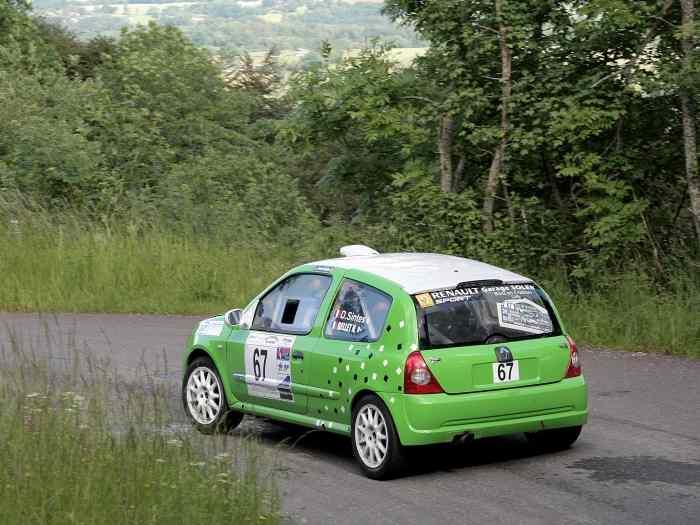 Clio rs f2014 arceau matter pi ces et voitures de course vendre de rallye et de circuit - Garage soler bons en chablais ...