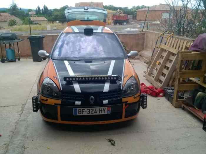 Rampe de phare 16 leds pi ces et voitures de course vendre de rallye et de circuit - Rampe led voiture ...