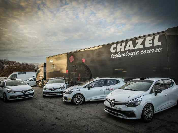CHAZEL : Location et Assistance - Rallye et Circuit 1