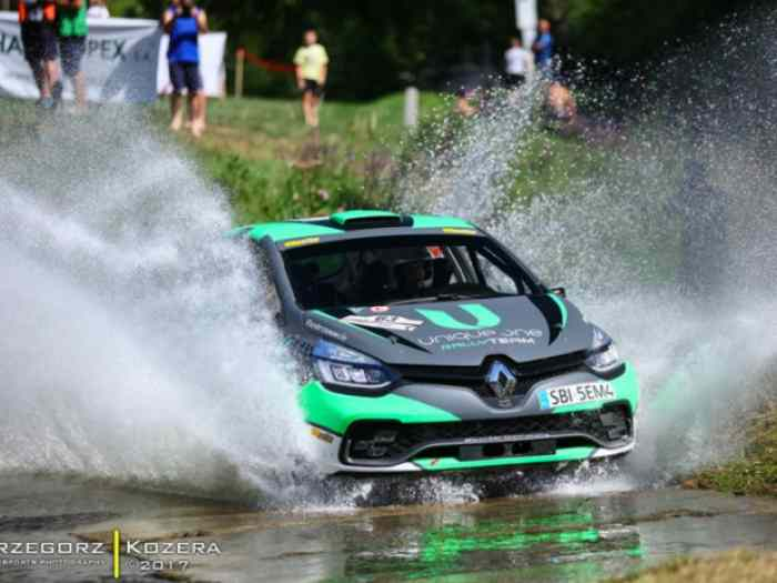 LOCATION France & Alps Trophy - Clio R3T for rent (all Europe) competitive price 2