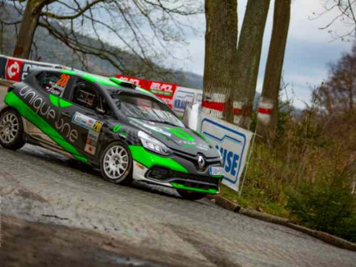LOCATION France & Alps Trophy - Clio R3T for rent (all Europe) competitive price 3