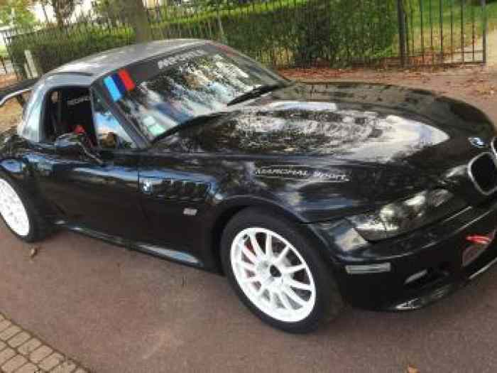 bmw z3 roadster preparee pi ces et voitures de course. Black Bedroom Furniture Sets. Home Design Ideas