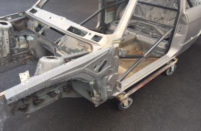 Bmw M3 A Vendre >> Caisse nue BMW E30 arceau MATTER - pièces et voitures de ...