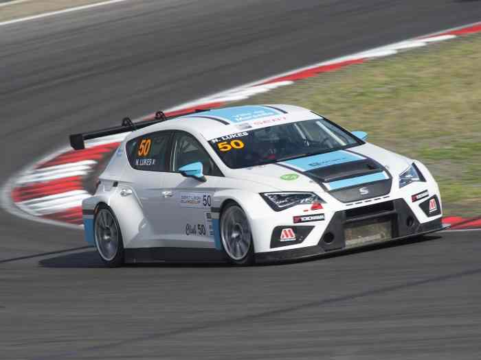 SEAT Leon Cup Racer 2016 3