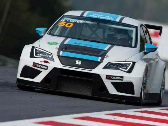 SEAT Leon Cup Racer 2016 0