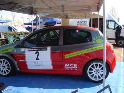 Mcb Rallye Competition loue clio R3 ma...