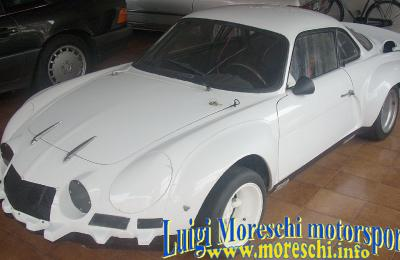 Alpine A110 1600S (ex-works)