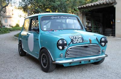 mini cooper s 1965 pi ces et voitures de course vendre de rallye et de circuit. Black Bedroom Furniture Sets. Home Design Ideas