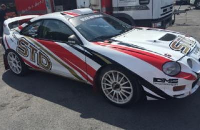 Toyota c lica st205 tte pi ces et voitures de course - Tapis de course domyos tc 450 prix neuf ...