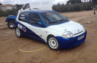 Clio Rs groupe N