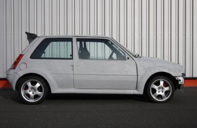 kit carrosserie mc racing maxi f2000 pour r5 super 5 gt turbo pi ces et voitures de course. Black Bedroom Furniture Sets. Home Design Ideas