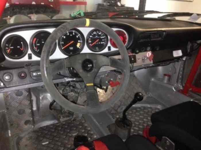 porsche 911 gr4 rallye pi ces et voitures de course vendre de rallye et de circuit. Black Bedroom Furniture Sets. Home Design Ideas