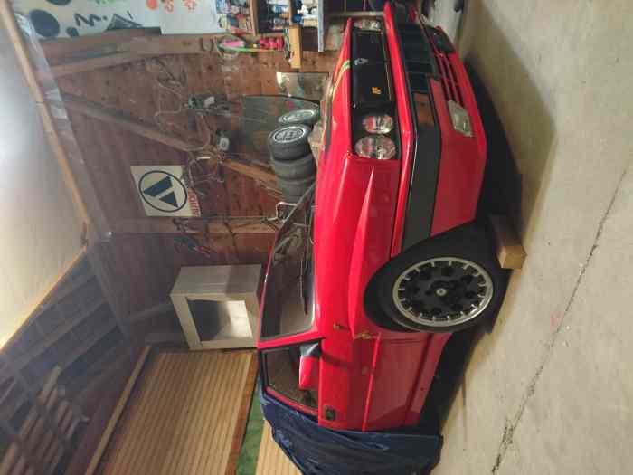 lancia delta integrale turbo kat 8v pi ces et voitures de course vendre de rallye et de. Black Bedroom Furniture Sets. Home Design Ideas