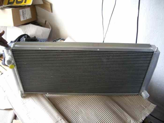 radiateur 306 maxi pi ces et voitures de course vendre de rallye et de circuit. Black Bedroom Furniture Sets. Home Design Ideas