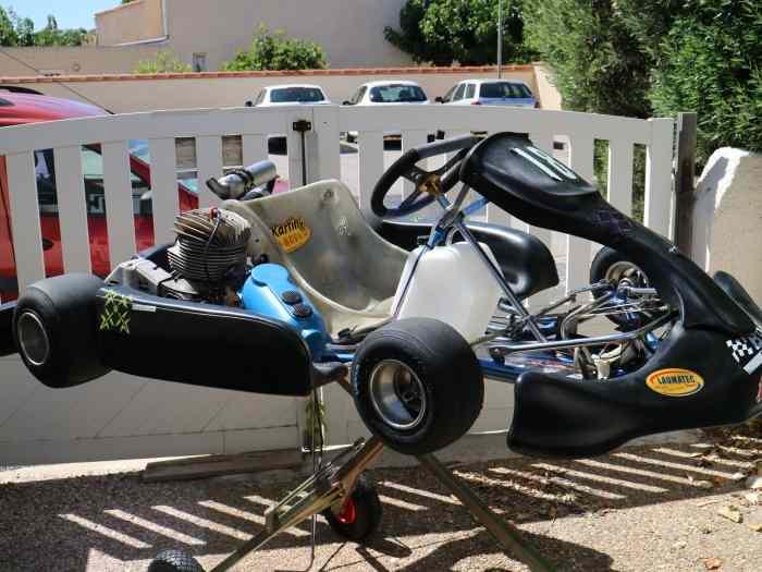 vends karting kfs 100cc pi ces et voitures de course vendre de rallye et de circuit. Black Bedroom Furniture Sets. Home Design Ideas