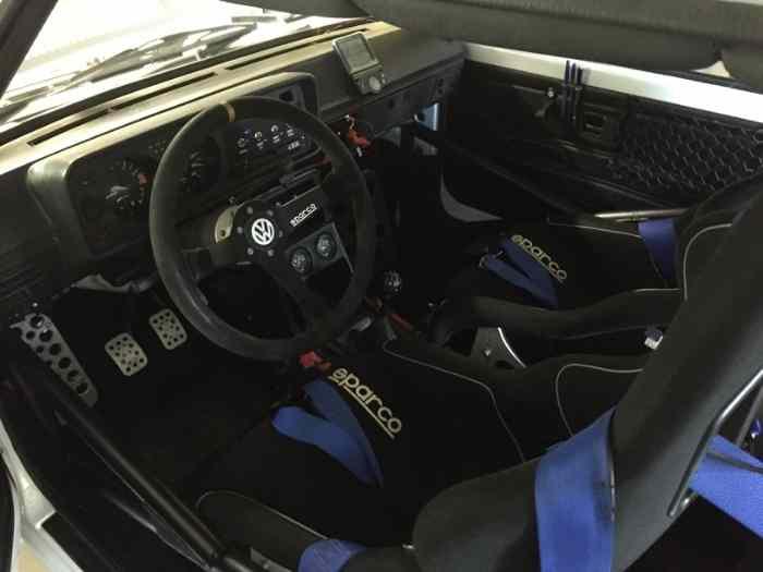 golf 1 vhc pi ces et voitures de course vendre de rallye et de circuit. Black Bedroom Furniture Sets. Home Design Ideas
