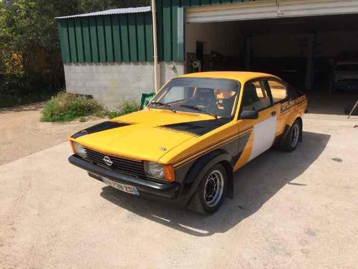 opel kadett c gte 1979 groupe 2 pi ces et voitures de course vendre de rallye et de circuit. Black Bedroom Furniture Sets. Home Design Ideas