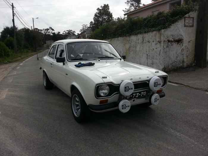 Ford Escort Mk1 RS 2000 pour regularit...