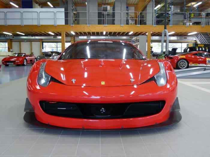ferrari 458 italia gt3 2014 etat neuf pi ces et voitures de course vendre de rallye et