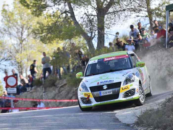 Suzuki Swift 2011 Spanish Cup.