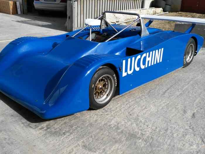Vends SPORT PROTOTYPE LUCCHINI SP282 History 0