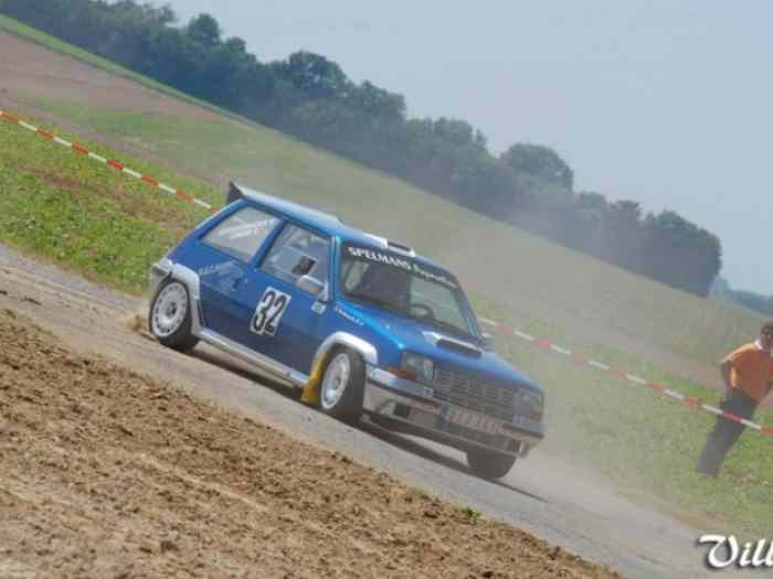 Renault 5 GT Turbo Gr. A 2
