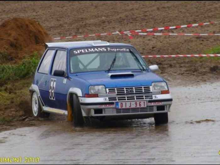Renault 5 GT Turbo Gr. A 1