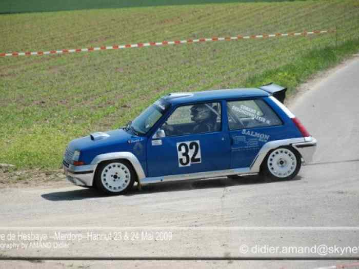 Renault 5 GT Turbo Gr. A 3