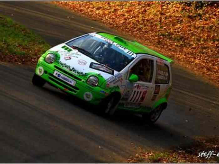 Twingo f2000 échange possible