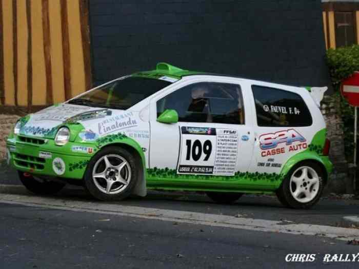 Twingo f2000 échange possible 0