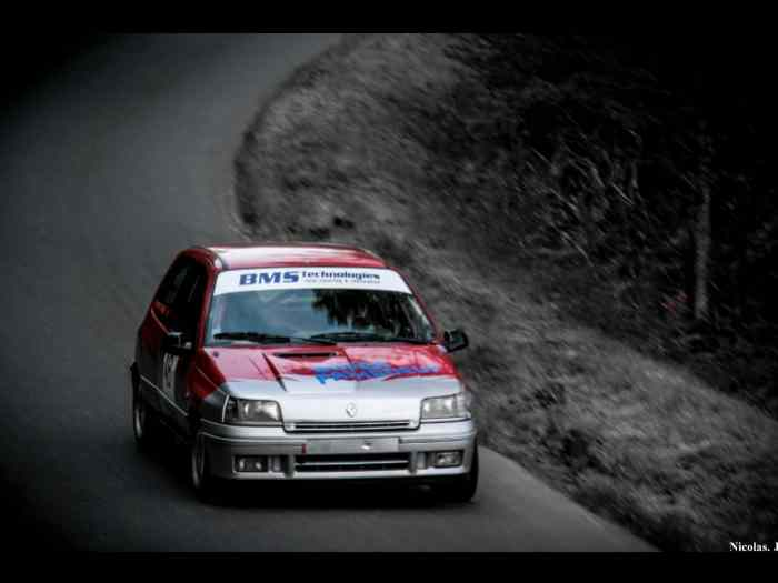 Clio Williams maxi groupe N