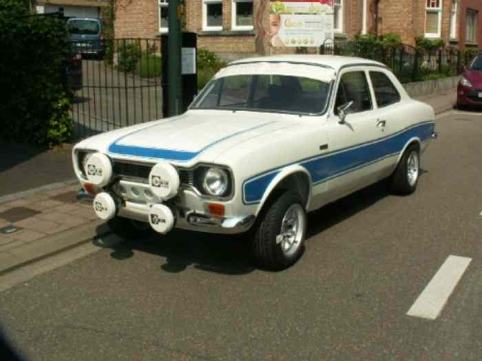 Ford Escort RS2000  MK1   UNE VRAI   RS2000 0