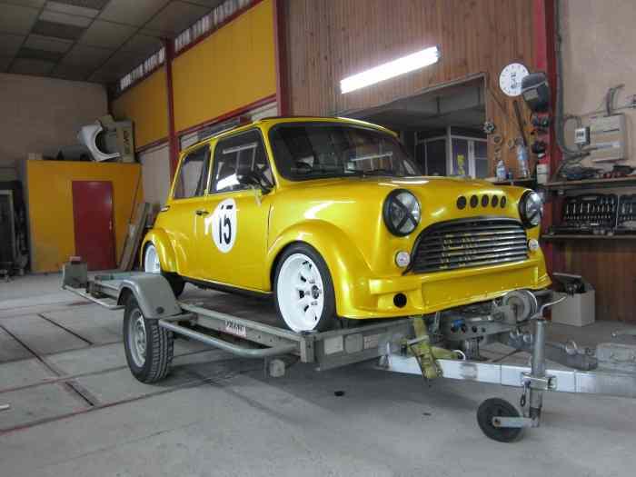 austin mini pi ces et voitures de course vendre de rallye et de circuit. Black Bedroom Furniture Sets. Home Design Ideas