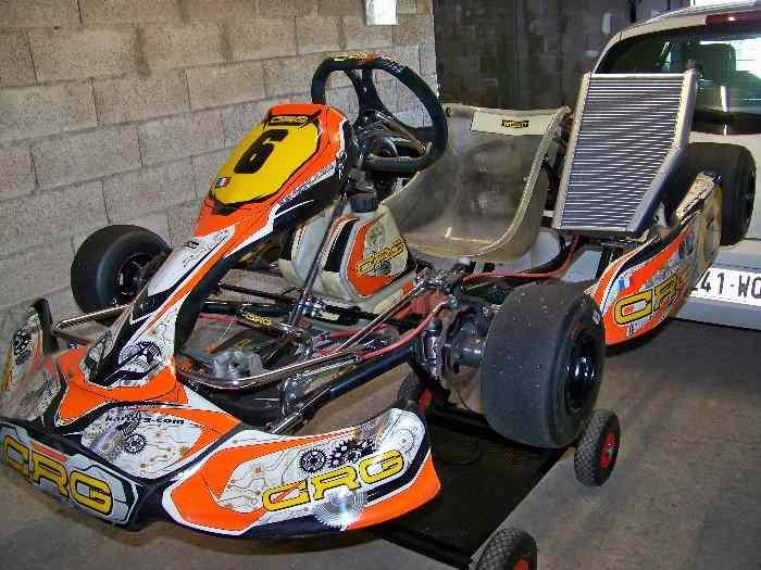 kart 125 a vendre