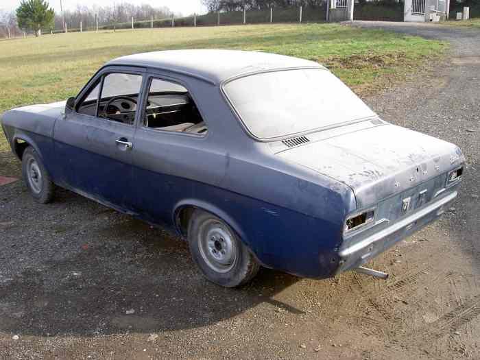 projet ford escort mk1 pi ces et voitures de course vendre de rallye et de circuit. Black Bedroom Furniture Sets. Home Design Ideas