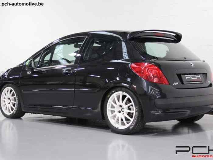 peugeot 207 1 6 turbo rc lw  u0026 39 race car u0026 39