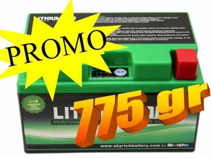 promo batterie lithium ultra l g re moteur moto pi ces et voitures de course vendre de. Black Bedroom Furniture Sets. Home Design Ideas