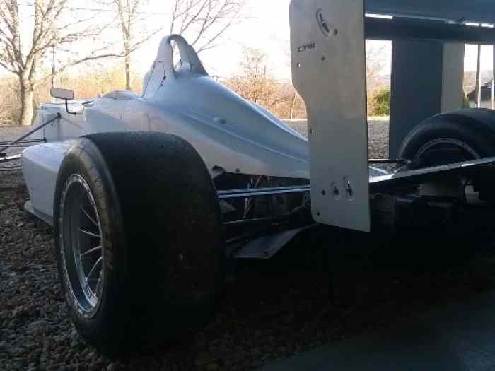 CHASSIS ROULANT F3