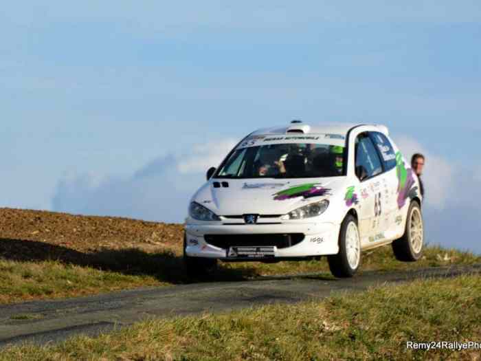 Peugeot 206rc groupe a