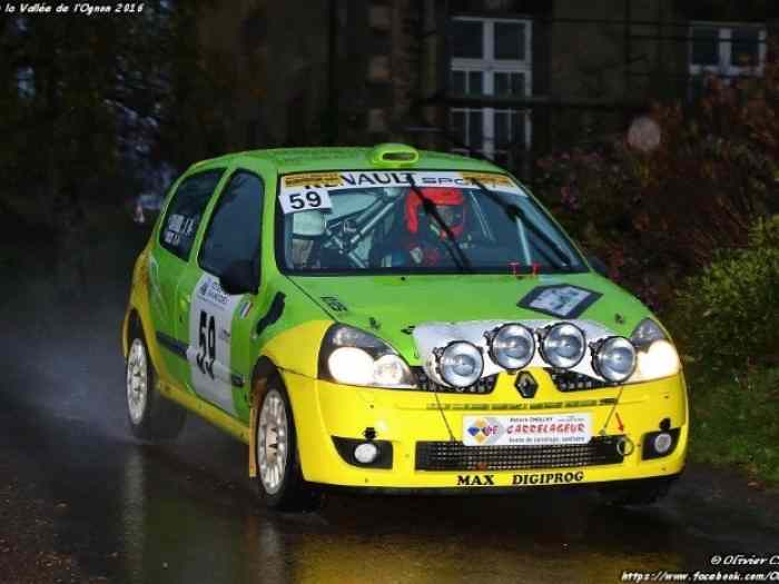 Renault Clio Ragnotti top Gr N