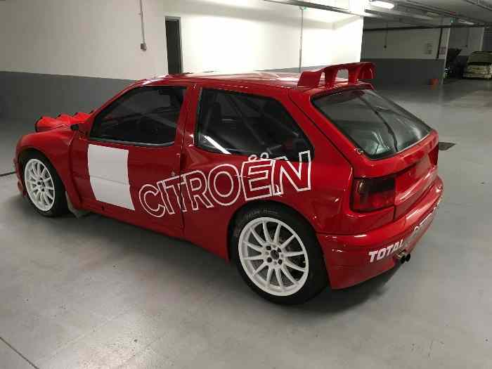 Officiel Citroen ZX Kit Car Maxi ex Poulard 3