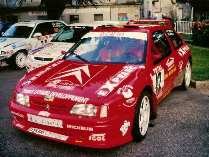 1996 Officiel Citroen ZX Kit Car Maxi ...