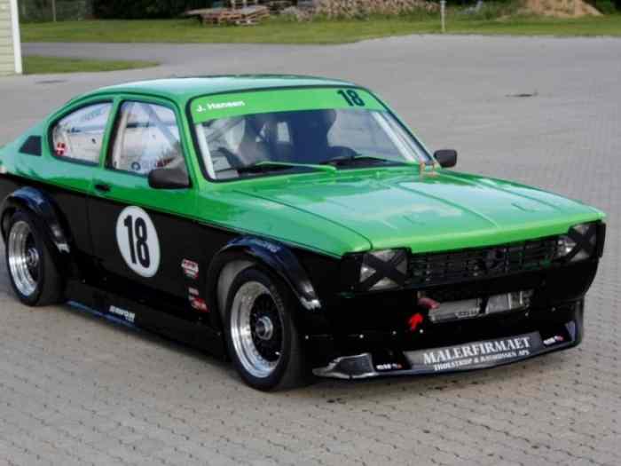 opel kadett c pi ces et voitures de course vendre de rallye et de circuit. Black Bedroom Furniture Sets. Home Design Ideas