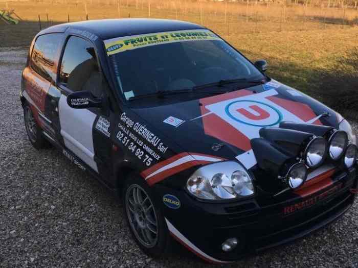 Renault Clio 2 phase 1 N2