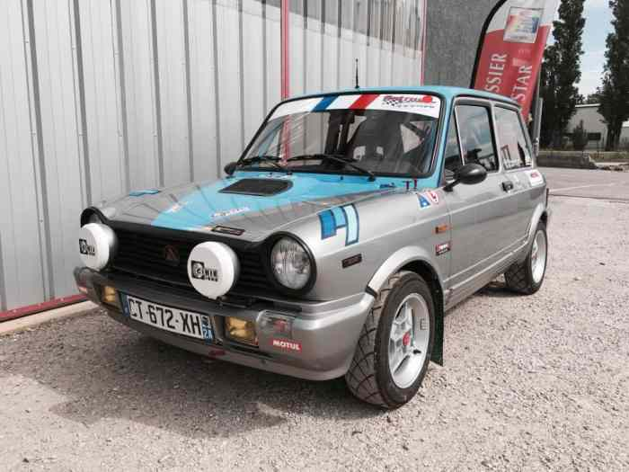 autobianchi a112 abarth vhc groupe a vente ou change pi ces et voitures de course vendre. Black Bedroom Furniture Sets. Home Design Ideas