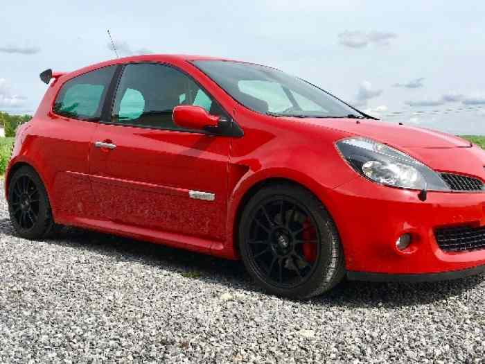 Clio 3 rs  . Echange possible