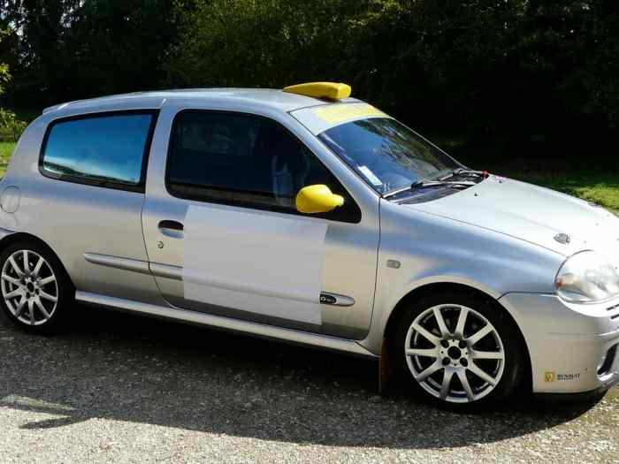 Clio 2 RS1 N3